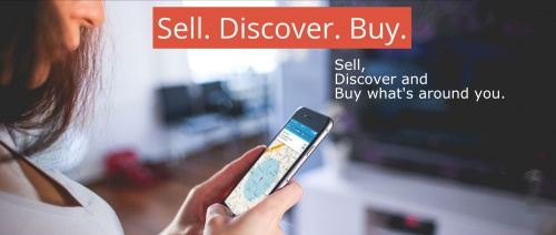Sellyhoo - Sell, Buy & Discover what\'s around you!